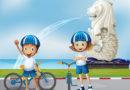 Družinsko kolesarjenje – nasveti za prve kolesarske korake in prve družinske super dneve na kolesu!